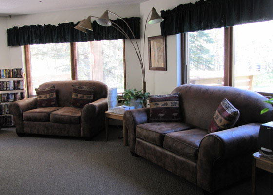 Moses Residence Living Room