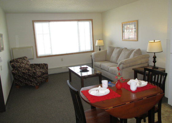 Frontier Apartments Interior 2