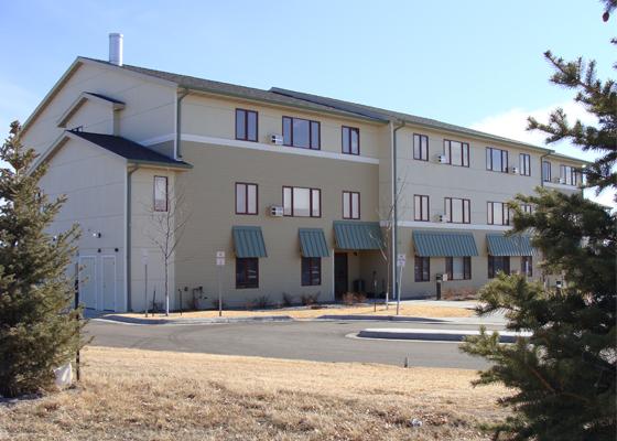 Meadow Lark Apartments Exterior 2