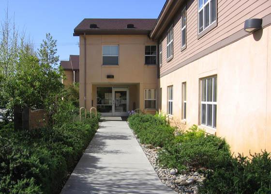 Dakota Apartments Entrance