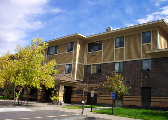 Pine Grove Apartments Exterior