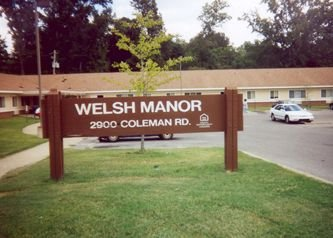 Welsh Manor Exterior 2