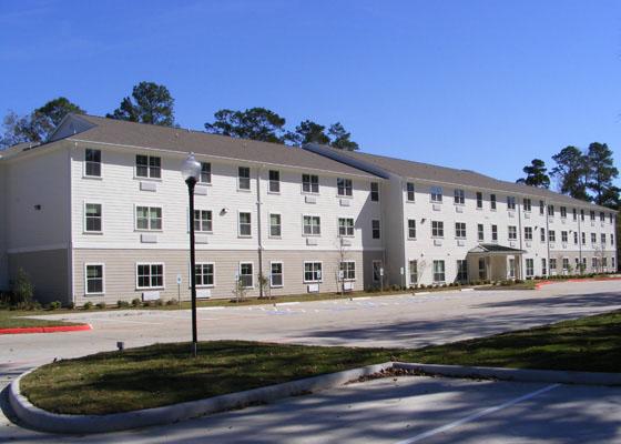 Tangle Brush Villa Apartments Exterior