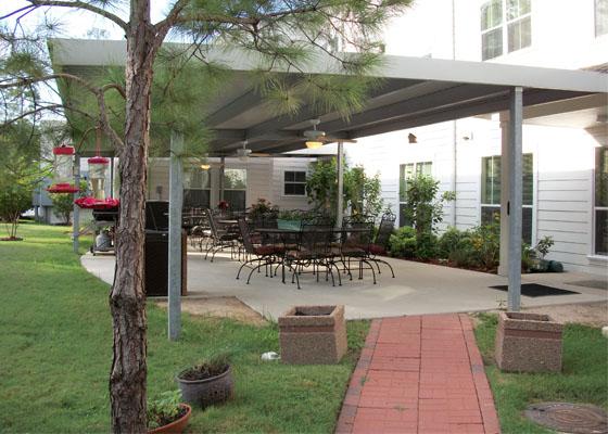 Tangle Brush Villa Apartments Exterior 2