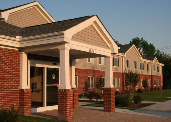 The Sanderling Apartments Exterior