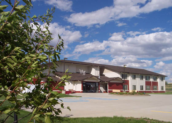 Frontier Apartments Exterior