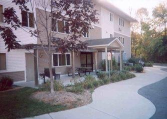 Heartland Apartments Exterior 2