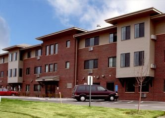 River Bluff Apartments Exterior