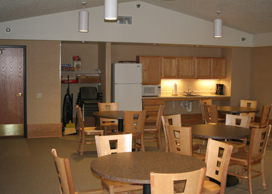 Pheasant Run Apartments Community Room