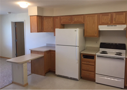 Pasque Meadow Apartments Kitchen