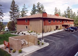 Eagle Crest Apartments Exterior 2