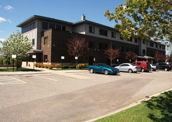 Thorndale Apartments Exterior