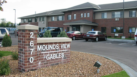 Mounds View Gables Exterior