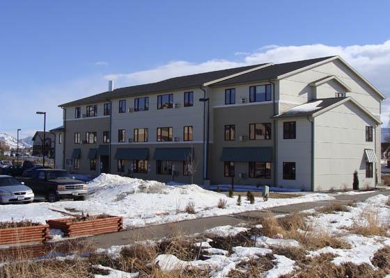 Spring Run Apartments Exterior