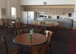 Pasque Meadow Apartments Community Room