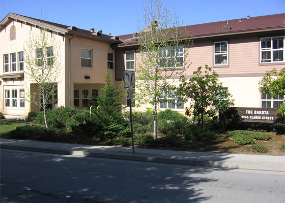 Dakota Apartments Exterior