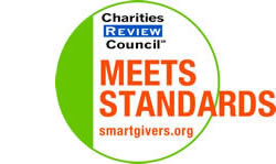 Charity Review Council Meet Standards