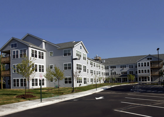 Arlington Gardens Apartments Exterior