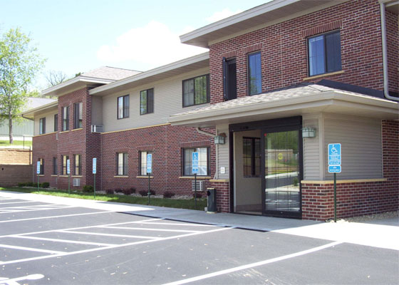 Bostrom Terrace Apartments Exterior