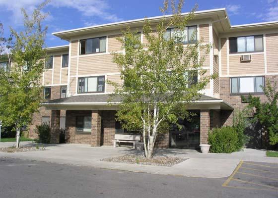Grandview Apartments Exterior