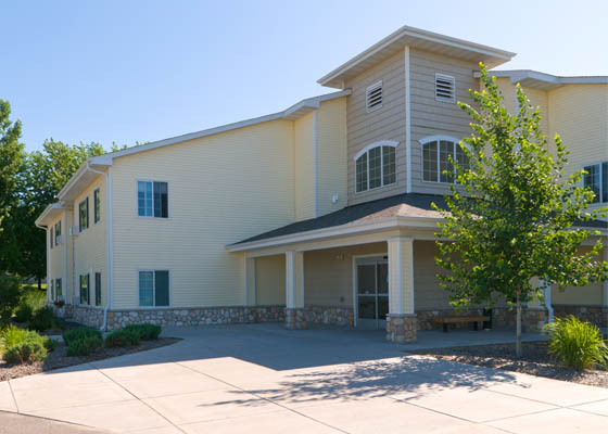 Meadow Trails Apartments Exterior