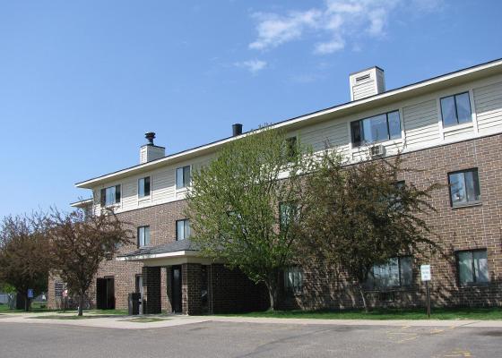 Prairie Sky Apartments Exterior