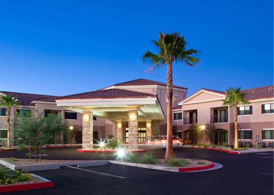 Coronado Drive Apartments Exterior
