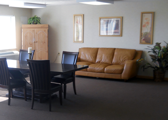 Oak Forest Heights Apartments Interior
